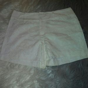 Sale! BOGO 50% OFF! New INC Eyelet Shorts